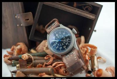 Reloj pilot RFR